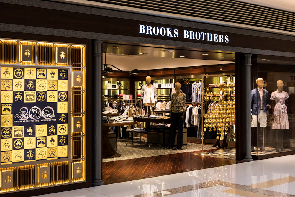 Brooks Brothers To Optimize Delivery By Using Stores As Warehouses