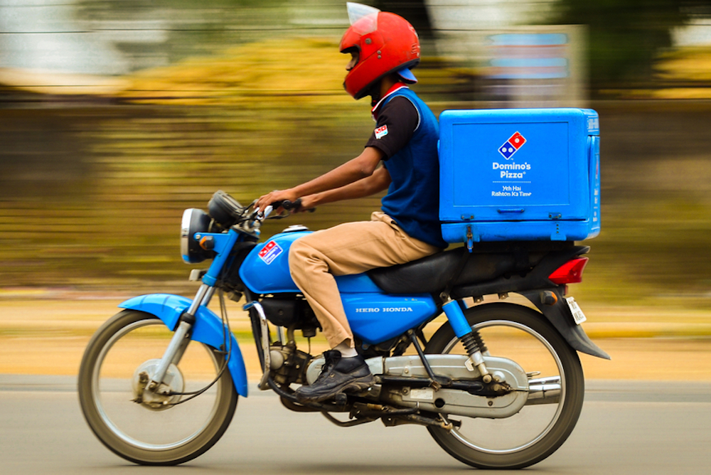 Domino's 'Hotspots' Will Deliver Pizza Anywhere Customers Are