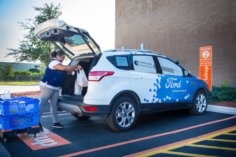Arizona Residents Can Order Walmart Groceries For Autonomous Delivery