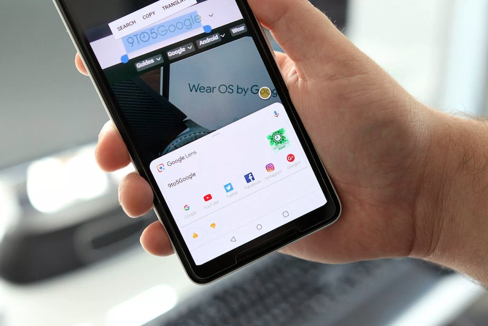 Google Lens Enables Web Surfers To Identify And Shop Image Content