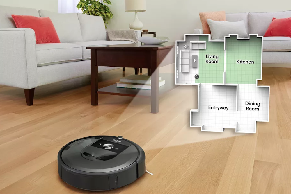 Roomba Lets Owners Give Voice Commands Using Google Assistant