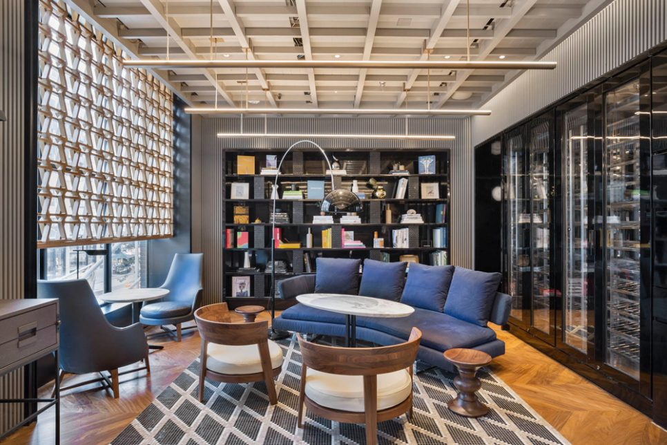 Lexus Offers New York Shoppers Hospitality-Focused Experience Space