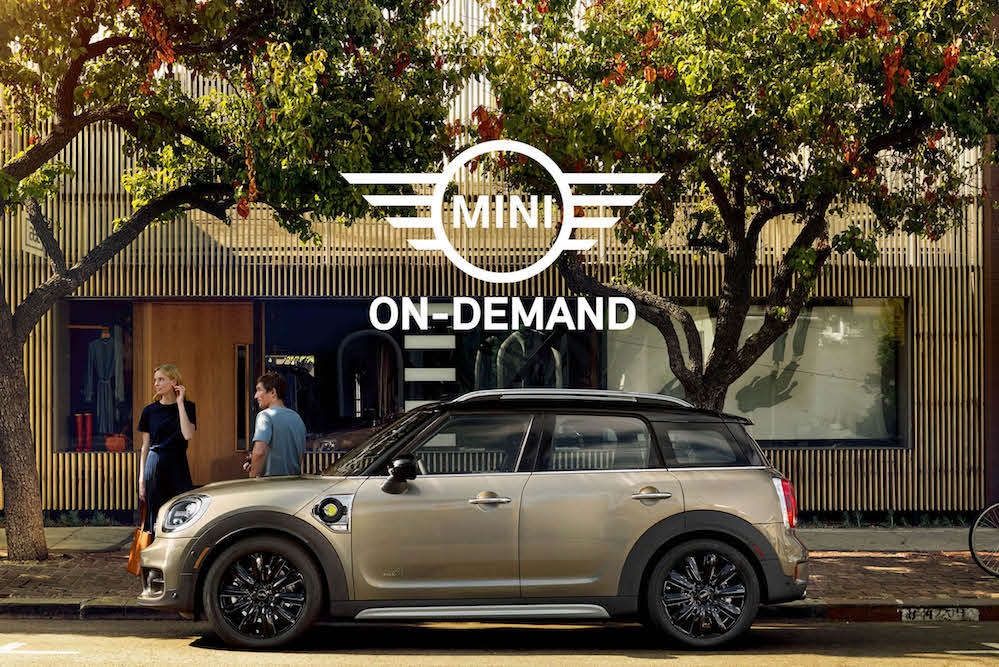 Car Buyers Can Schedule Their Next Mini Test Drive On Twitter