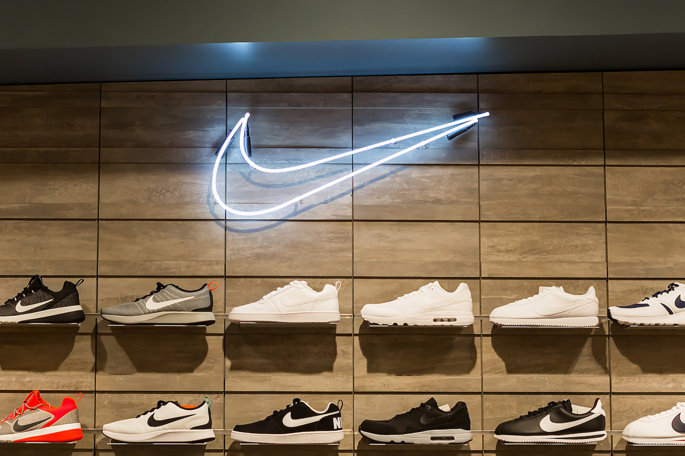 Nike's Flagship Phygital Store Offers Shoppers Data-Driven