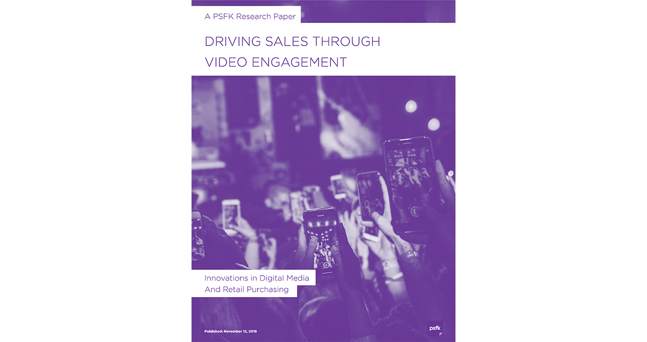 Driving Sales Through Video Engagement