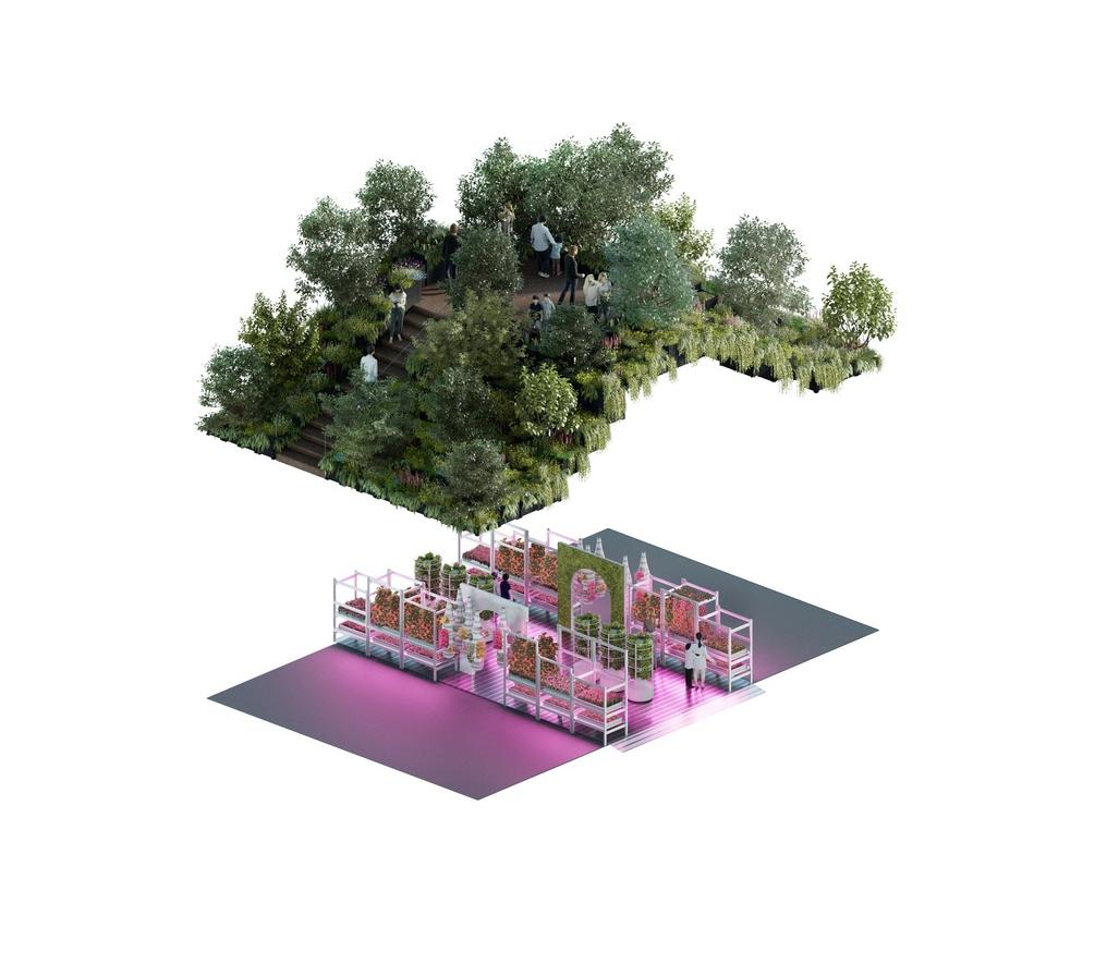 ikea and tom dixon encourage urbanites to grow their own food. Black Bedroom Furniture Sets. Home Design Ideas
