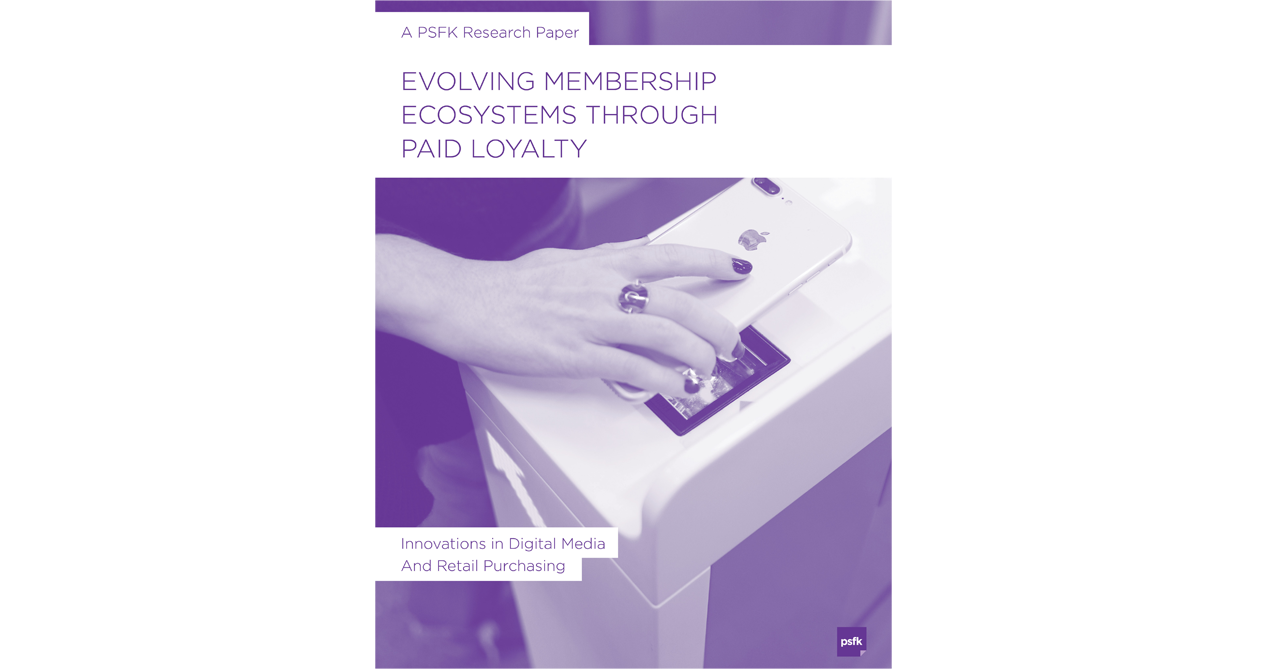 Evolving Membership Ecosystems Through Paid Loyalty