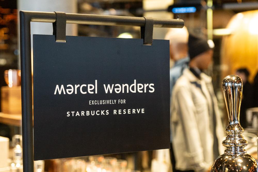 Starbucks Reserve's New York Roastery Offers Visitors