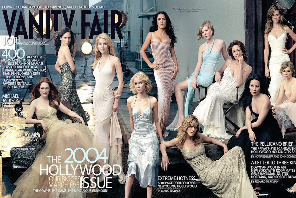 How Publications Like Vanity Fair Are Using Paywalls To Provide Exclusive Access