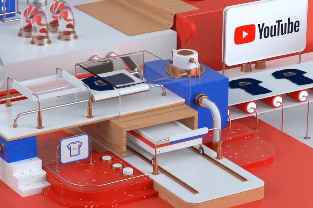 YouTube Creators In Europe Can Sell Merch Directly Under Their Videos