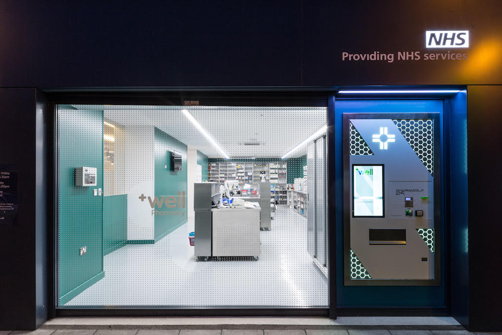 YourStudio Revamps Well Pharmacy To Enable Efficient In-Store Customer Journey