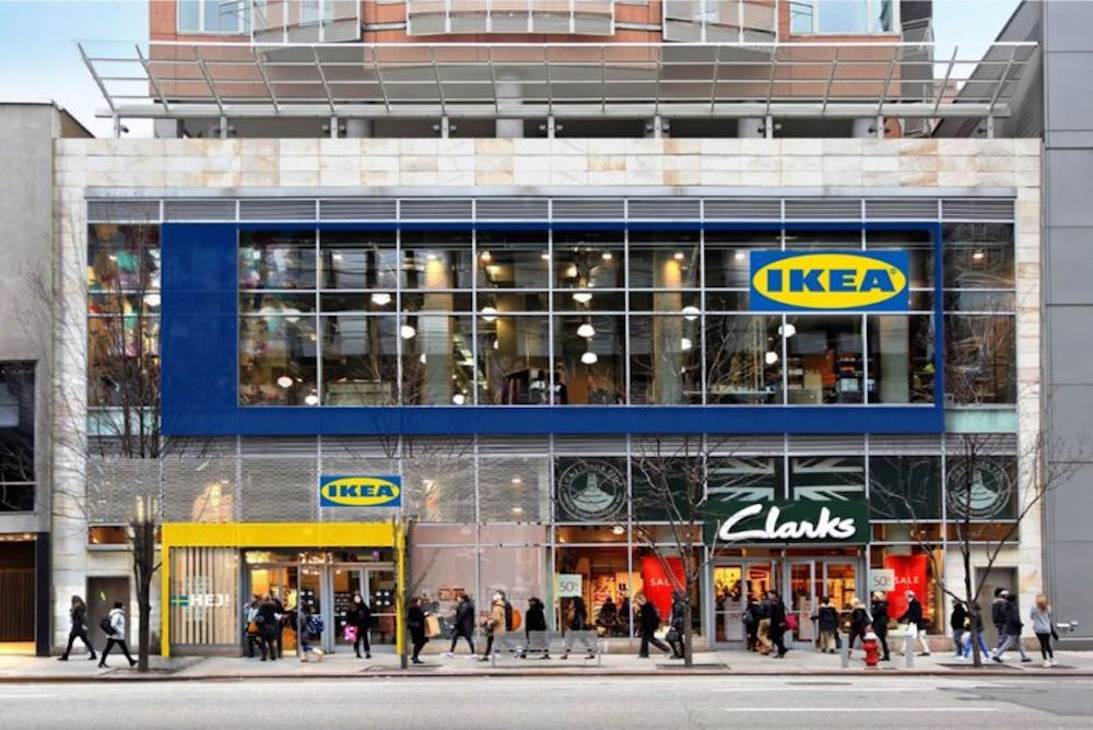 IKEA's Small-Format Stores Cater To Urban Consumers With Curated Merch