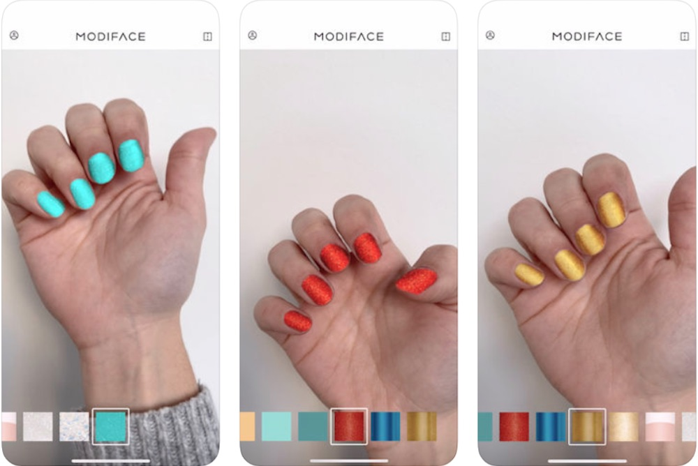 Nail Polish Fanatics Can Try Out Colors In Modiface's Virtual Nail Salon