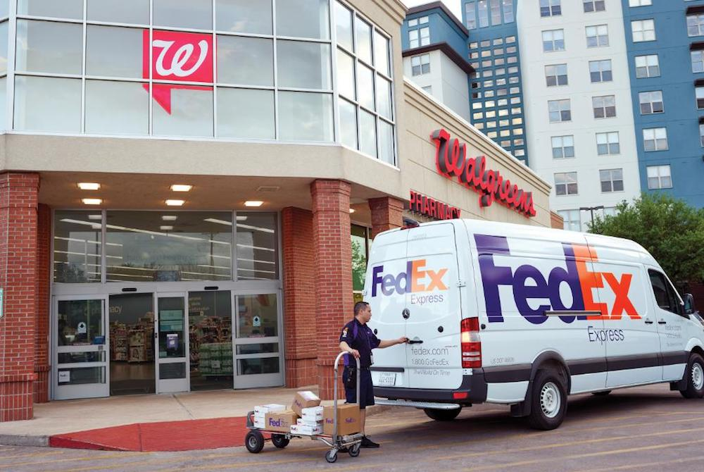 Walgreens Partners With FedEx To Offer Customers Prescription Delivery Service