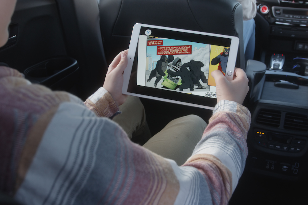 Honda's Gamified In-Car Platform Rewards Members For Purchasing While They Ride