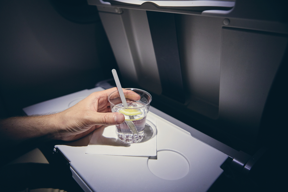 Virgin Atlantic Supports Consumers' Resolutions With Alcohol-Free Cocktail Menu