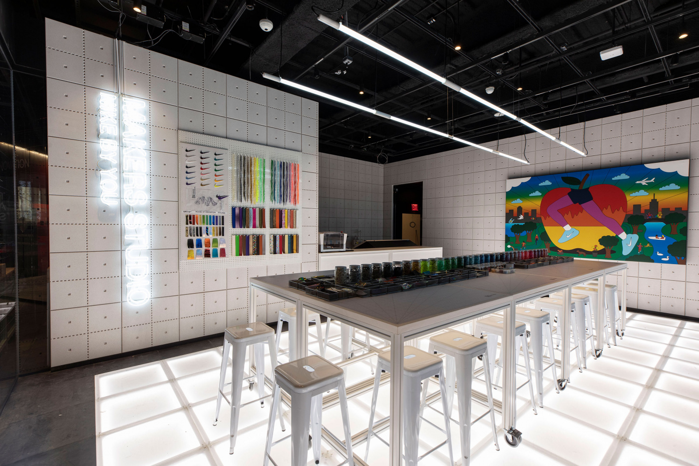 How Nike's New York Flagship Sets A New Standard For Tech