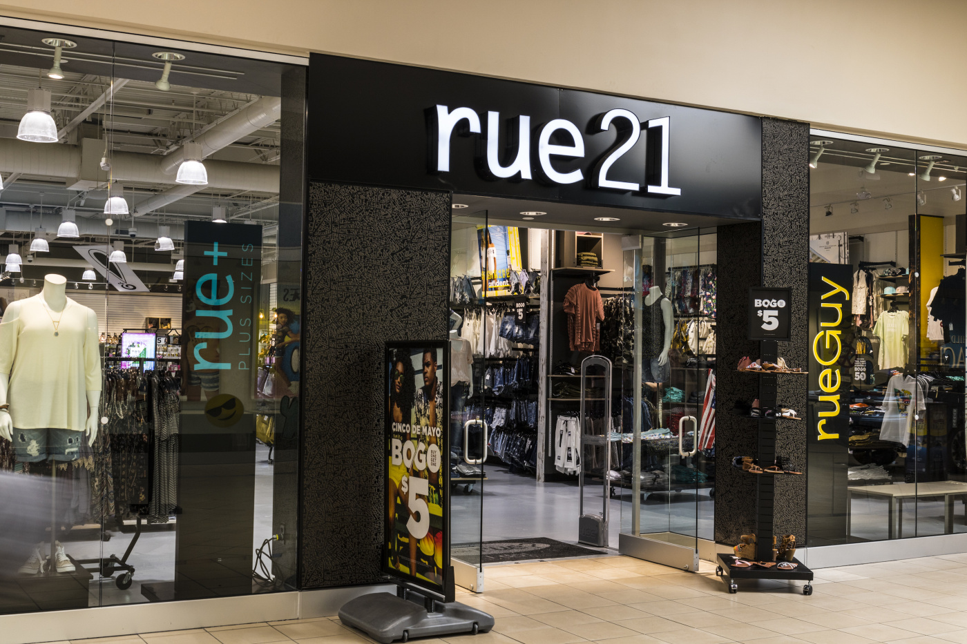 Rue21 Offers Shoppers Option To Buy Online Pick Up In Store