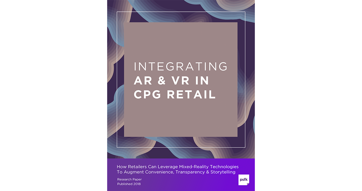 Integrating AR & VR In CPG Retail