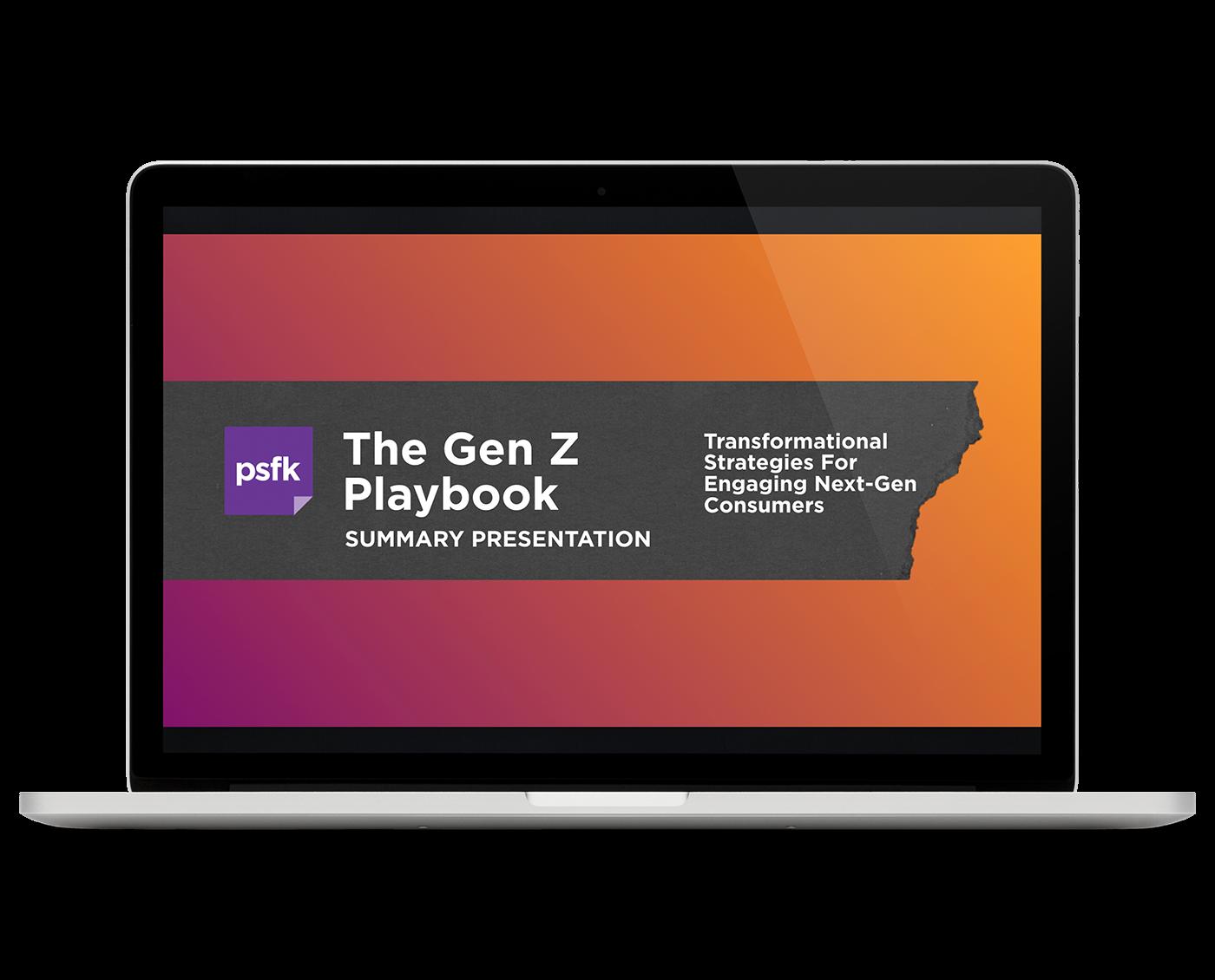 The Gen Z Playbook
