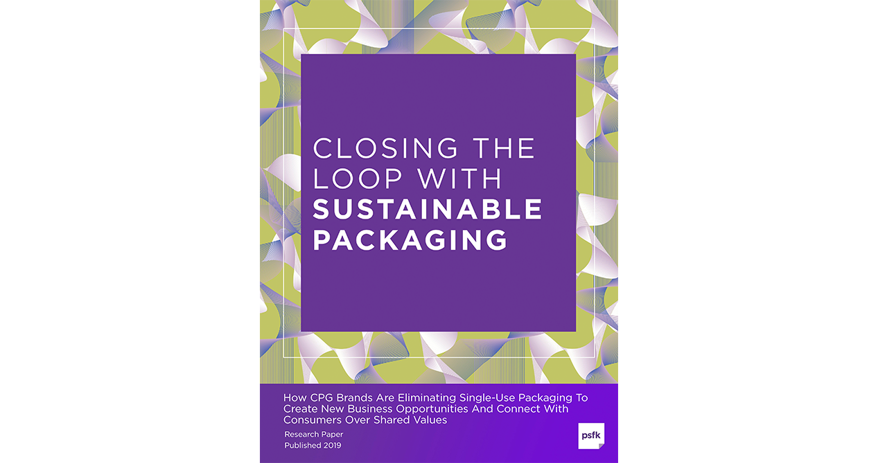 Closing The Loop With Sustainable Packaging