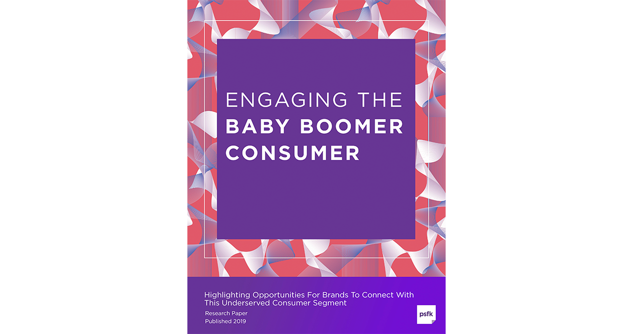 Engaging The Baby Boomer Consumer