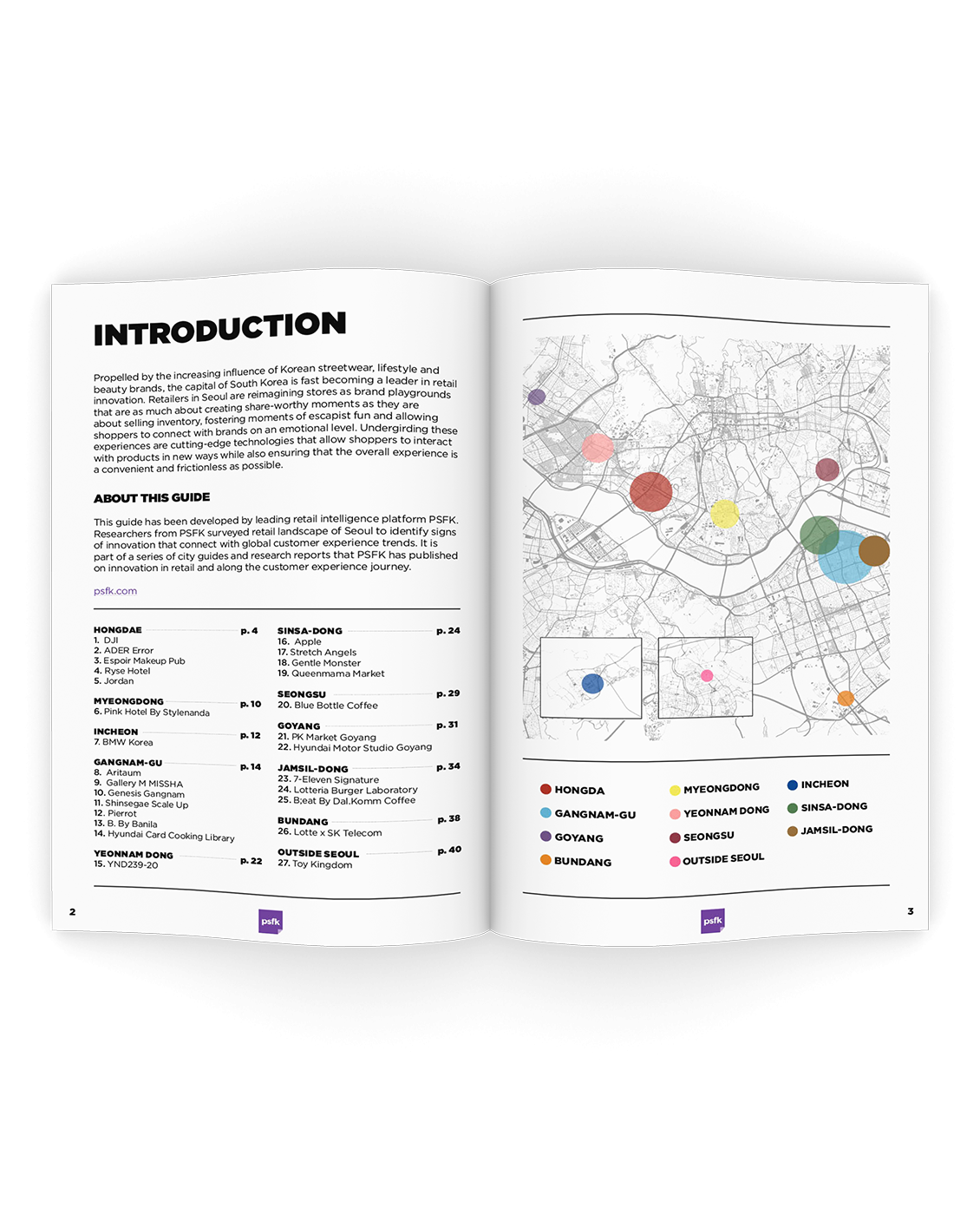 Seoul Retail Innovation Guide