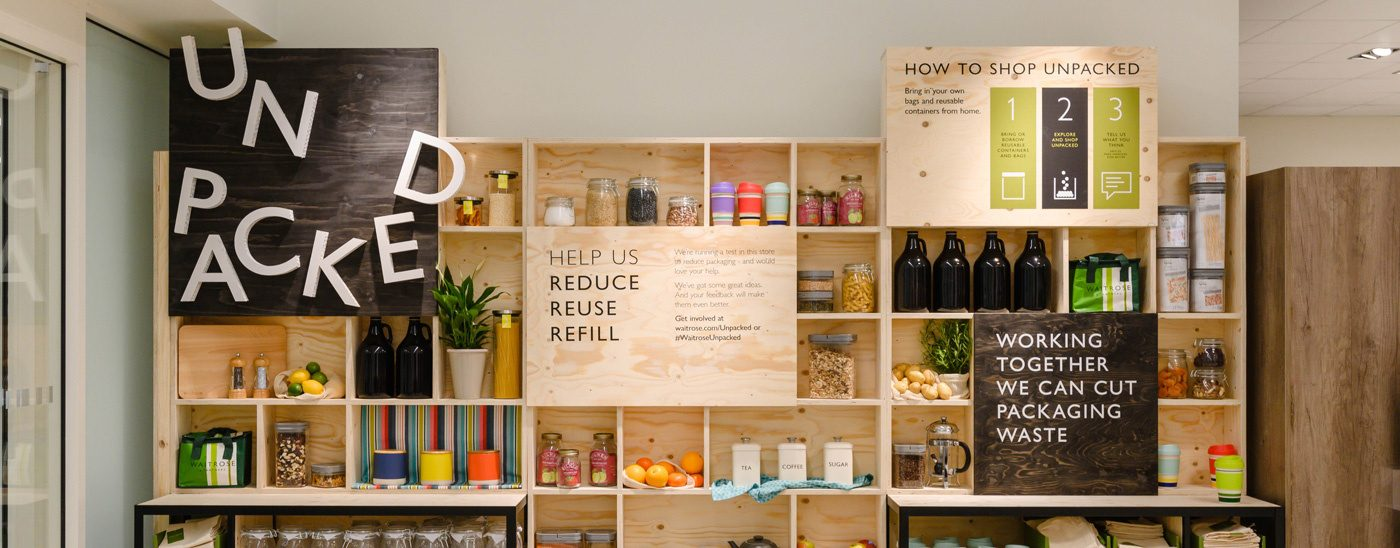 Coming Full Circle: Sustainable Retail In A Post-Recycling Age