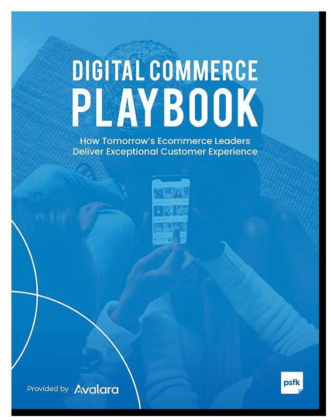 Digital Commerce Playbook