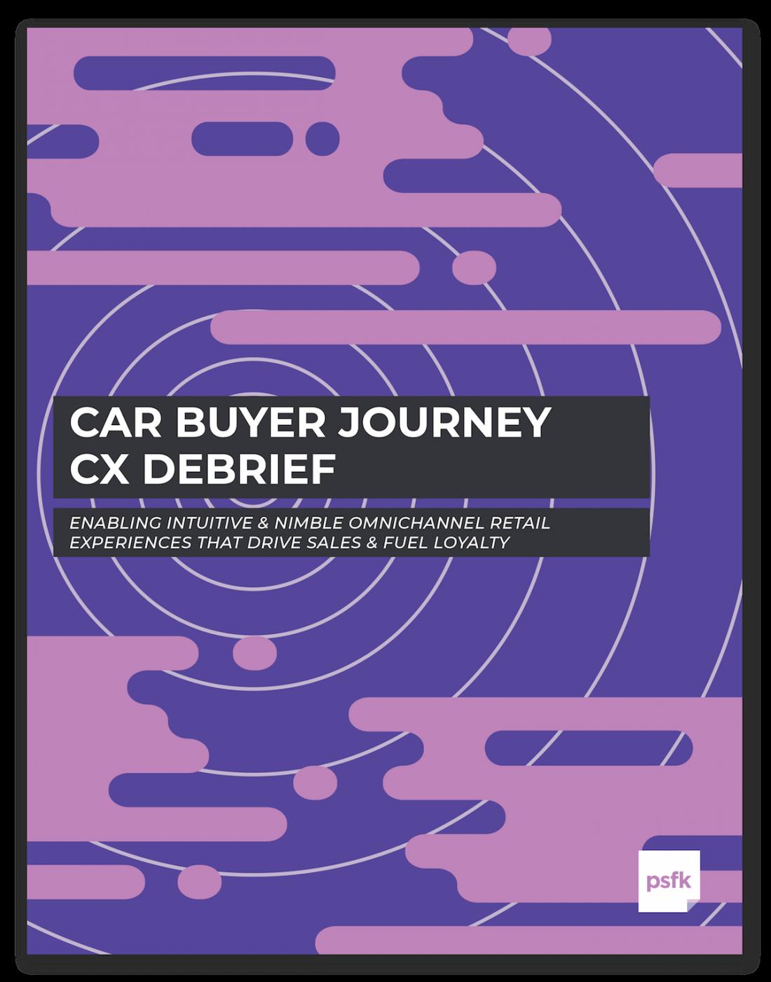 The Car Buyer Journey CX Debrief