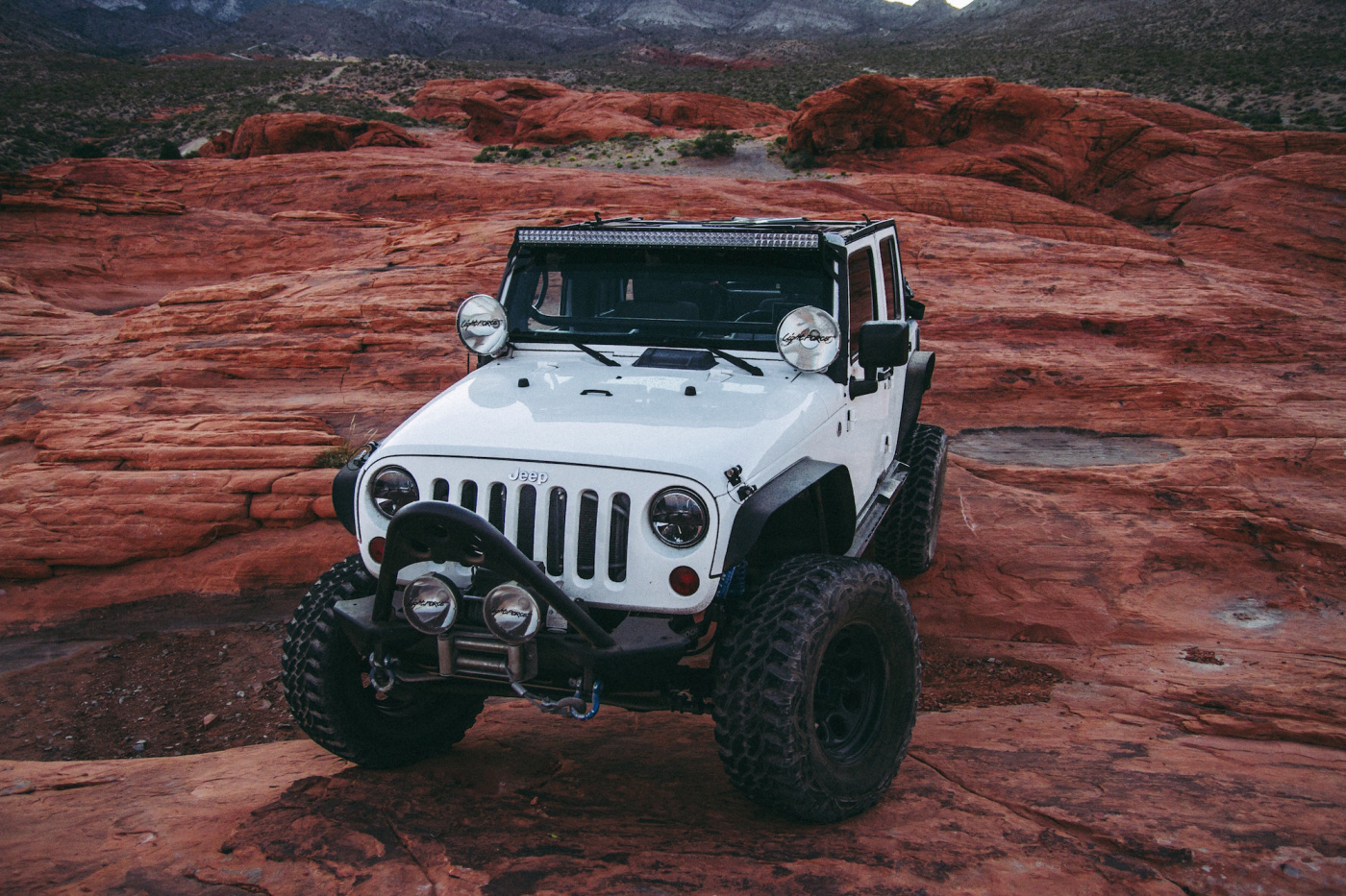 Jeep's Mobile Off-Roading Community Connects Enthusiasts Online