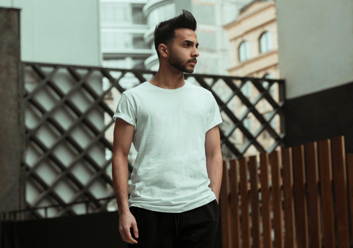 This Menswear T-Shirt Brand Gauges Demand based on Member Feedback