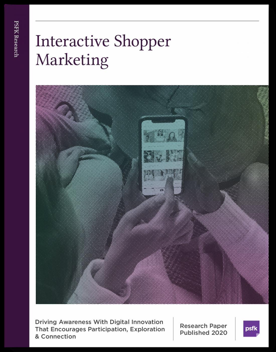 Interactive Shopper Marketing