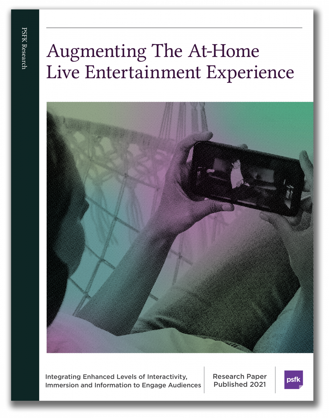 Augmenting The At-Home Live Entertainment Experience