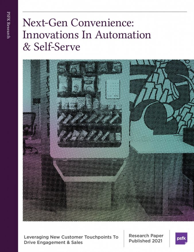 Next-Gen Convenience: Innovations In Automation & Self-Serve