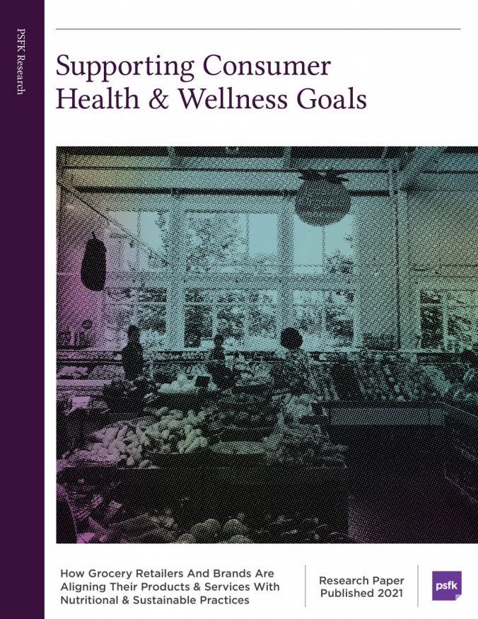 Supporting Consumer Health & Wellness Goals