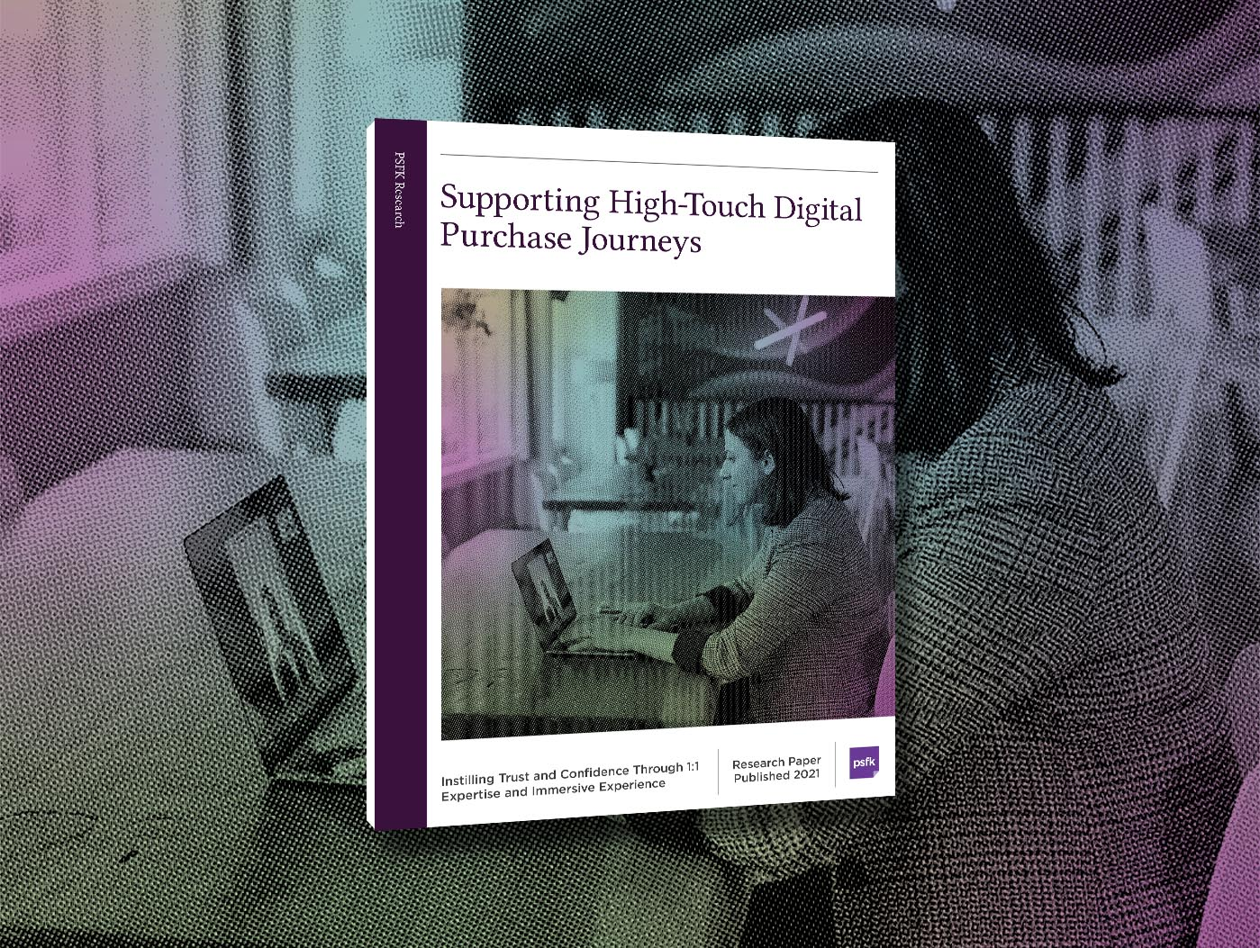 Supporting High-Touch Digital Purchase Journeys