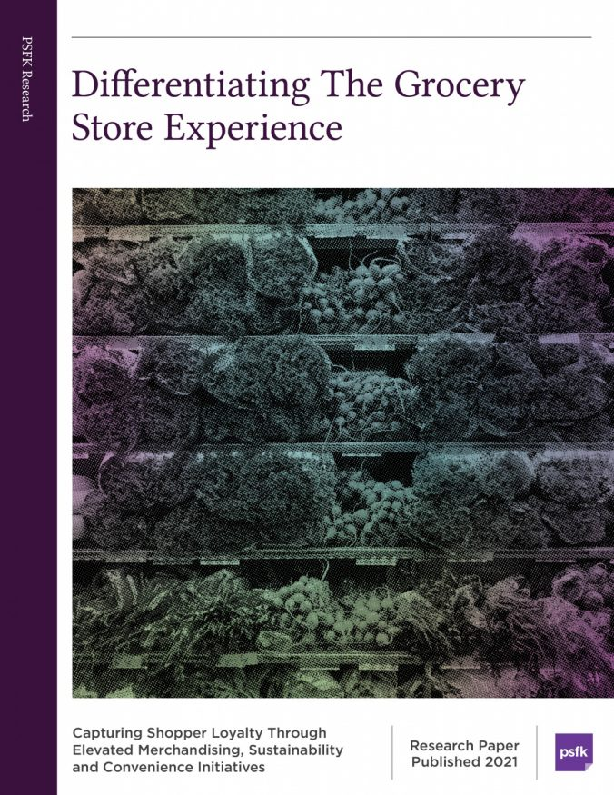 Differentiating The Grocery Store Experience
