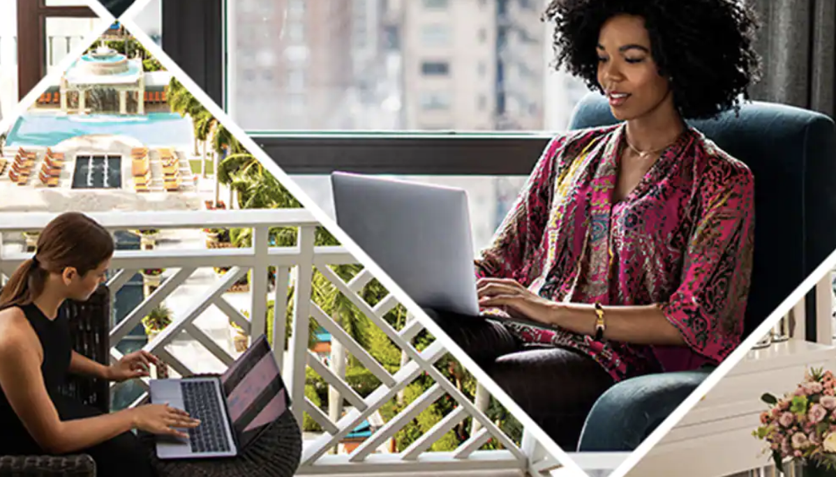 Hyatt Hotels Corporation responds to trends tooffer Workcation Packages for Travelers