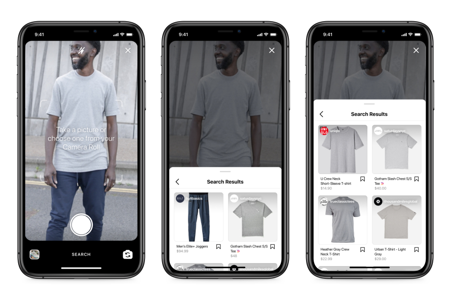 Facebook's Visual Search AI Tool Makes Every Item Shoppable
