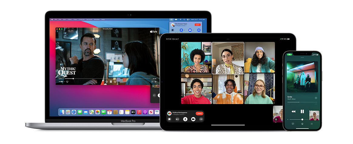 Apple Brings Users Together With SharePlay Shared Viewing Experience