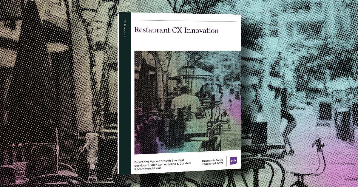 Restaurant CX Innovation