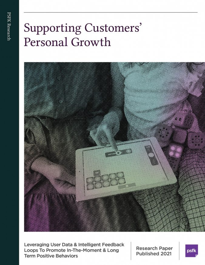 Supporting Customers' Personal Growth