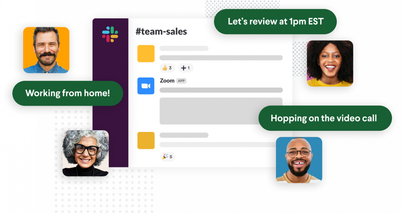 Slack Launches Expanded Future-Of-Work Capabilities Across Voice And Video