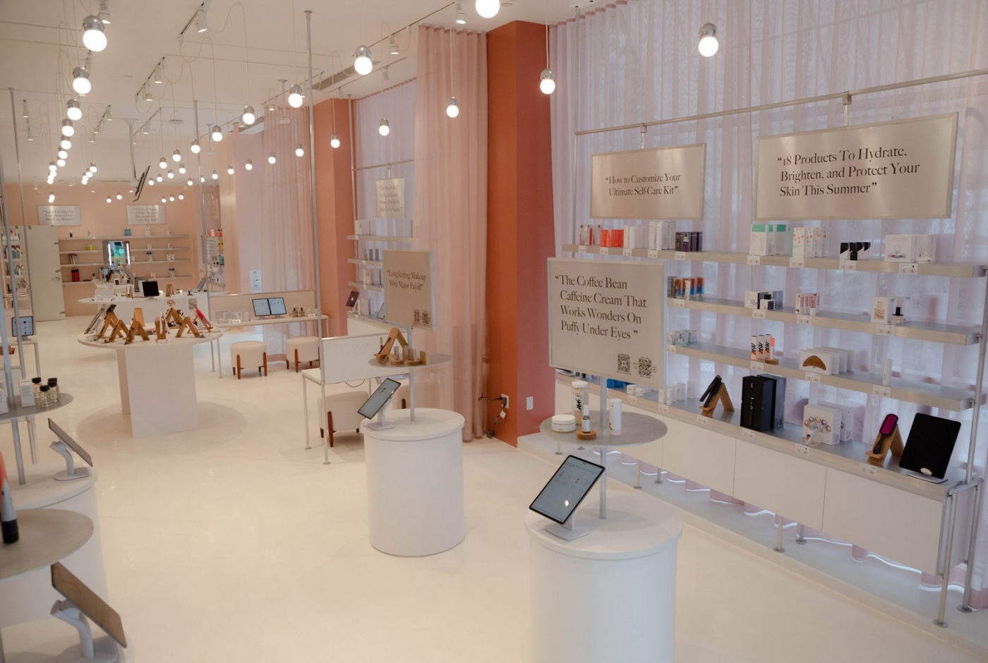 Allure Store Turns The Page On Experiential Retail