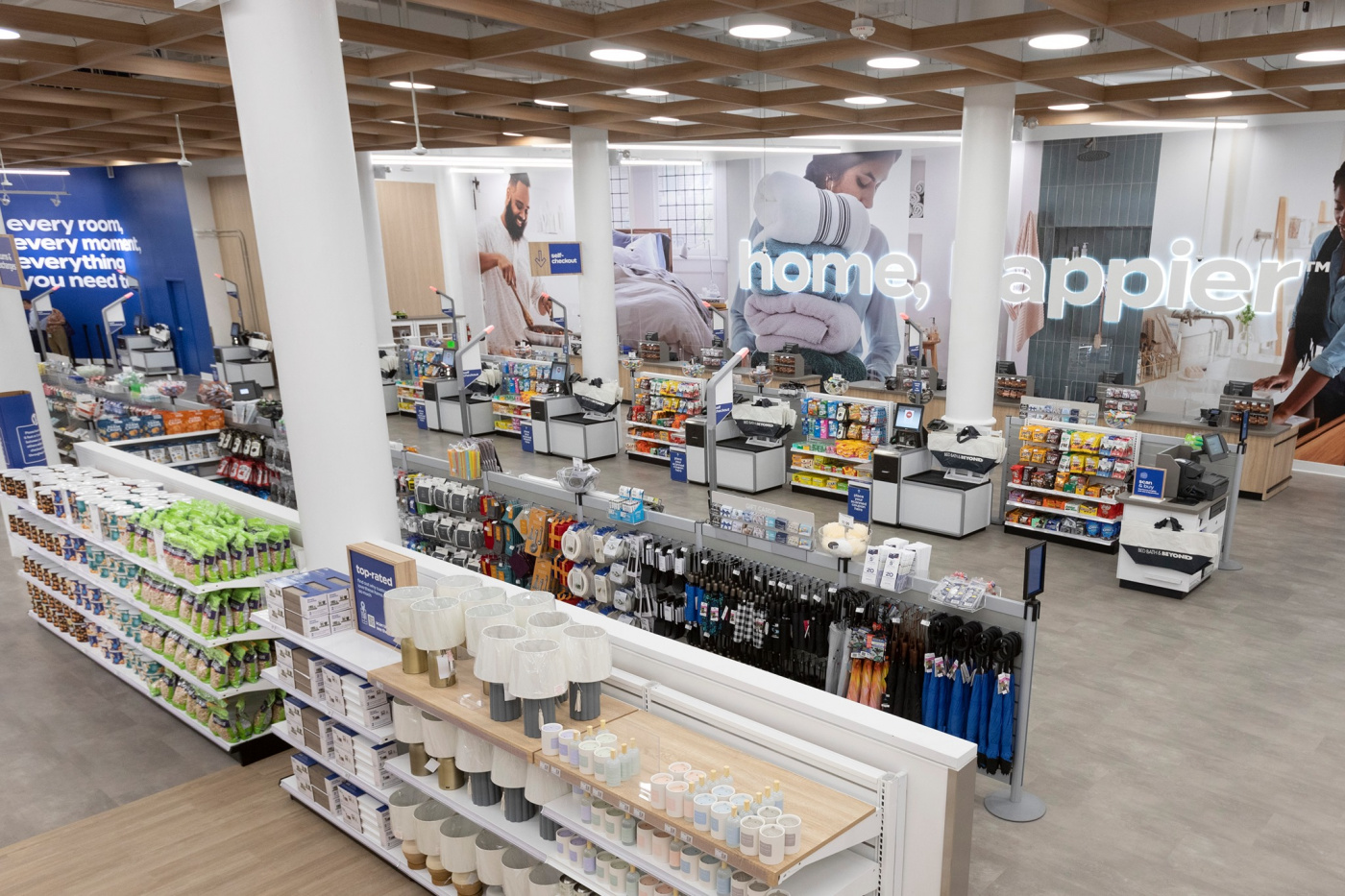 Bed, Bath & Beyond Unveils Major Revamp Of NYC Flagship