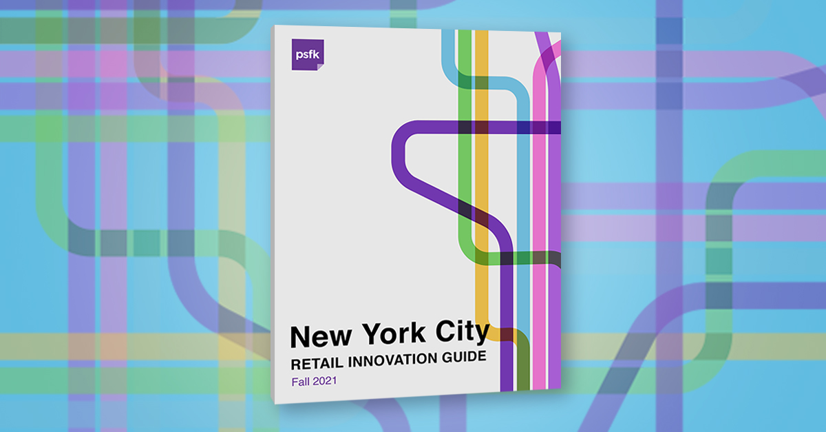 NYC Retail Innovation Store Guide